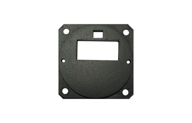Traffic square to 57 mm adapter