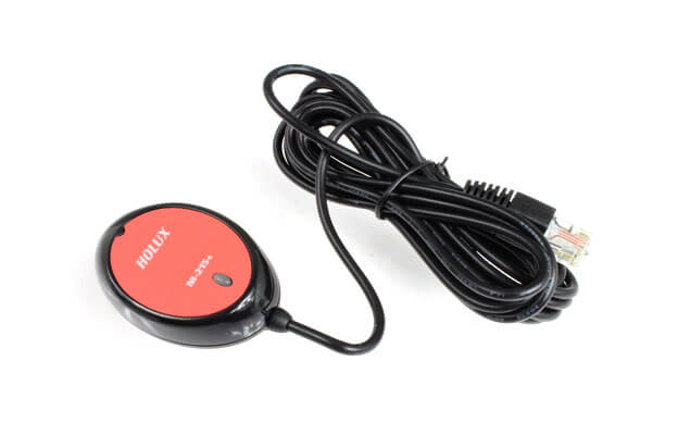 Holux M-215 mouse-type GPS receiver
