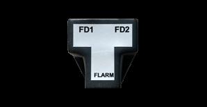 Flarm splitter