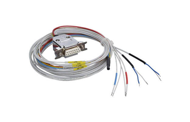 KBS3 Cable set with wiring for the KRT2-RC Remote Control