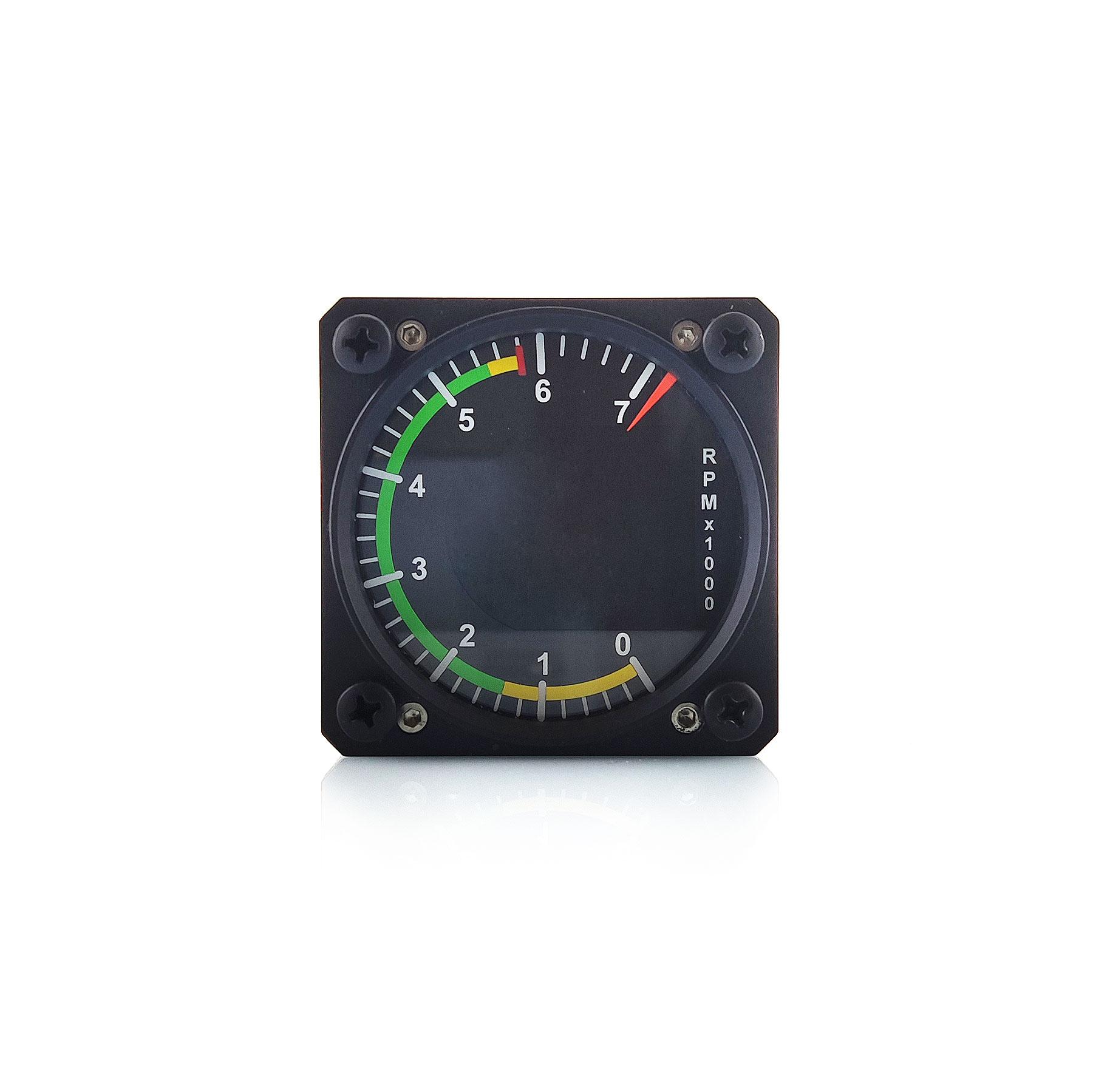 RPM indicator 57