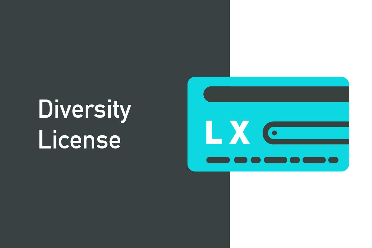 Diversity license
